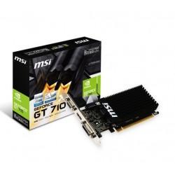 T.GRAFICA GFORCE GT710 MSI 2GB DDR-3