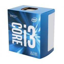 PROCESADOR INTEL core i3- 7100 BOX 3.9ghz 3mb 1151