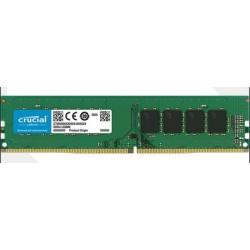 MEMORIA 4GB DDR-4 CRUCIAL 2400