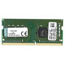 MEMORIA 4GB KINGSTON DDR4 2133 SODIM