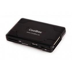 LECTOR EXTERNO TARJETAS USB CR065 DNI