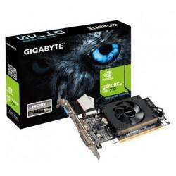 T.GRAFICA GFORCE GT710 GIGABYTE 1GB DDR3