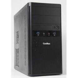 CAJA SEMITORRE ATX COOLBOX M55 500WUSB 3.0