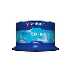 CD VIRGEN VERBATIM BOBINA 50 UDS -R