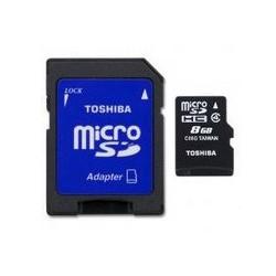 TARJETA MEMORIA MICRO SD 8GB TOSHIBA clase 4