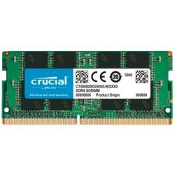 MEMORIA 8GB DDR4- 2133 CRUCIAL SODIM