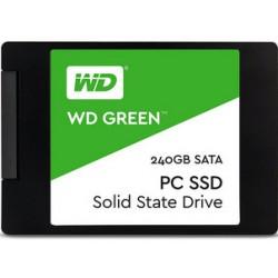 SSD 240GB WESTERN DIGITAL GREEN 2,5 (canon incluido)