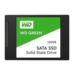 SSD 120GB WESTERN DIGITAL GREEN 2,5 (canon incluido)
