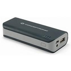 POWERBANK CONCEPTRONIC 4400mAh USB+LINTERNA