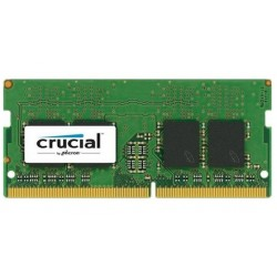 MEMORIA 4GB CRUCIAL DDR4 2133 SODIM