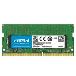 MEMORIA 4GB DDR4- 2400 CRUCIAL SODIM