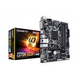 PLACA BASE GIGABYTE Z370M-DS3H (1151) 8ªGEN DDR4