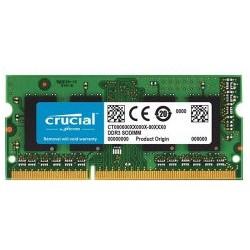 MEMORIA 8GB DDR4 2400 CRUCIAL SODIM