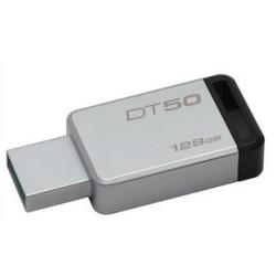 MEMORIA USB 128GB KINGSTON 3.0 DATATRAVELER 50 (canon incluido)