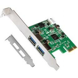 TARJETA PCI-X 2P USB 3.0