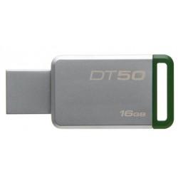 MEMORIA USB 16GB KINGSTON 3.0 DATATRAVELER 50 (canon incluido)