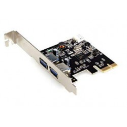TARJETA PCI-X 2x USB 3.0 GEMBIRD