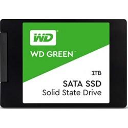 SSD 1TB WESTERN DIGITAL GREEN WDS100T2G0A(canon incluido)
