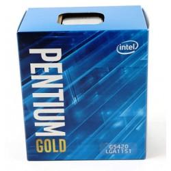 PROCESADOR INTEL PENTIUM GOLD G5420 3.8GHZ 4MB 1151