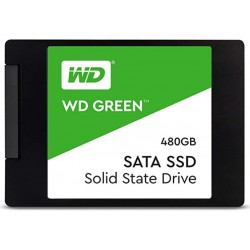SSD 480GB WESTERN DIGITAL GREEN 2,5 (canon incluido)
