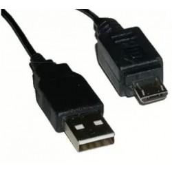 3GO CABLE USB A MICRO-USB 1.8m