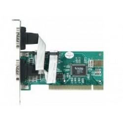 TARJETA PCI 2-SERIE GEMBIRD