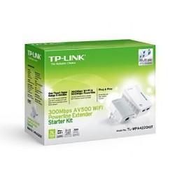 POWERLINE TP LINK TL-WPA4220 KIT WIFI