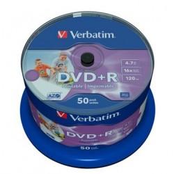DVD VIRGEN BOBINA 50 VERBATIM